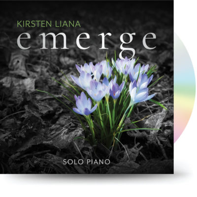 Emerge CD Solo Piano Music