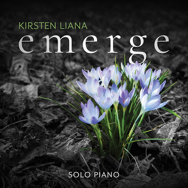 Emerge Solo Piano Music